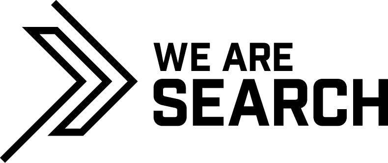 We Are Search logo