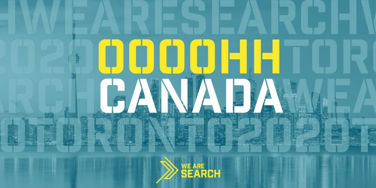 Ooh Canada – we're calling you! image