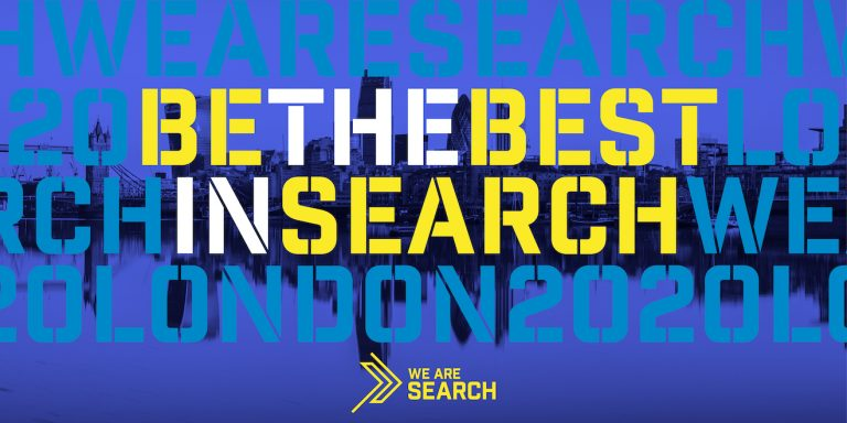 It's the UK Search Awards deadline next week! image