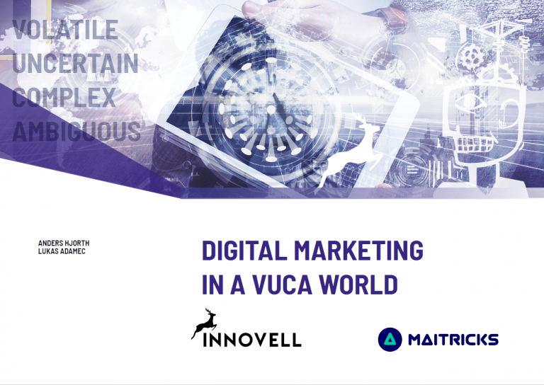 Digital Marketing in a VUCA World: research of award-winning agencies image