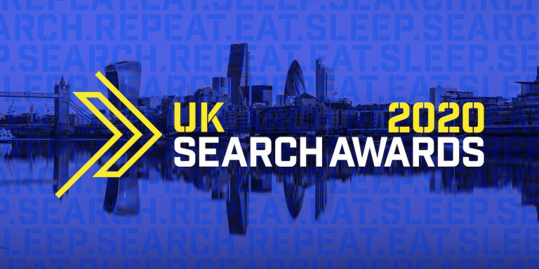 UK Search Awards 2020 – The Shortlist! image