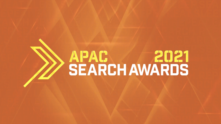 APAC Search Awards 2021 – The Winners image